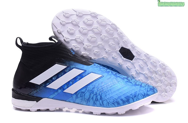 best sneakers abbe3 660d5 Venta Adidas Ace 17+ Purecontrol Dragon TF Azul