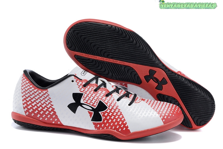 Venta Under Armour Clutchfit Force INIC Negro Rojo Blanco